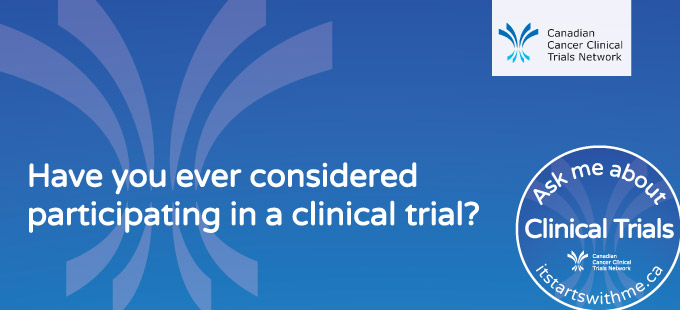 It's time to start talking about clinical trials