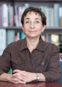 Dr. Eva Grunfield - Bio picture.