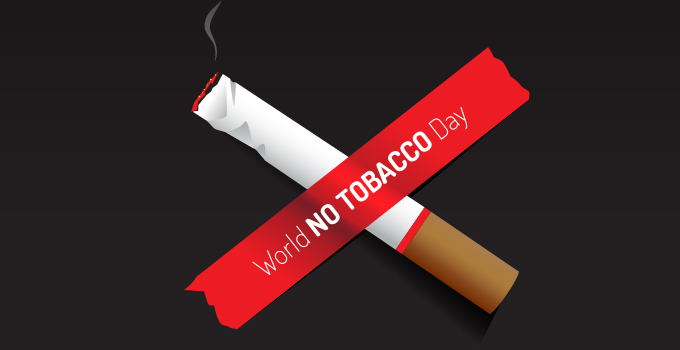 World No Tobacco Day: Preventing the world's leading cause of cancer