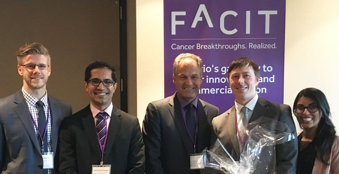 FACIT Falcons' Fortunes pitch competition helps Ontario ideas take flight
