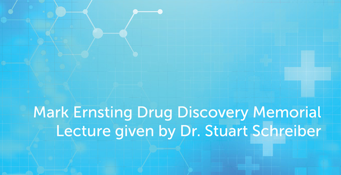 Registration now open for the Mark Ernsting Drug Discovery Memorial Lecture