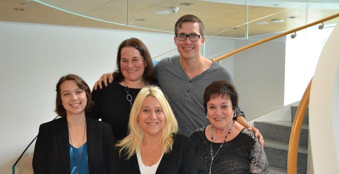 OICR's Natalie Fox awarded Philip Feldberg Studentship by Prostate Cancer Canada