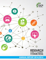 Cover of the English 2014/15 Report