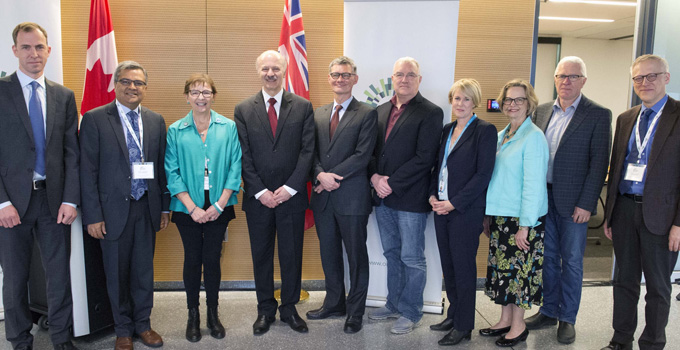 OICR launches five all-star teams of Ontario scientists to tackle some of the deadliest forms of cancer