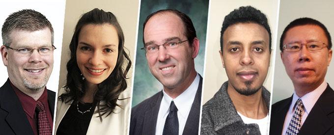 Dr. Gregory Pond, Jenna Sykes, Dr. Richard Cook, Yonathan Brhane, Dr. Wei Xu