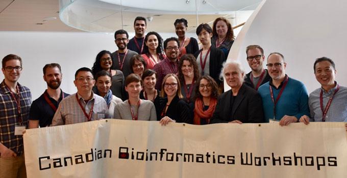 Bioinformatics.ca launches 2018 pan-Canadian annual workshop series to train big data talent