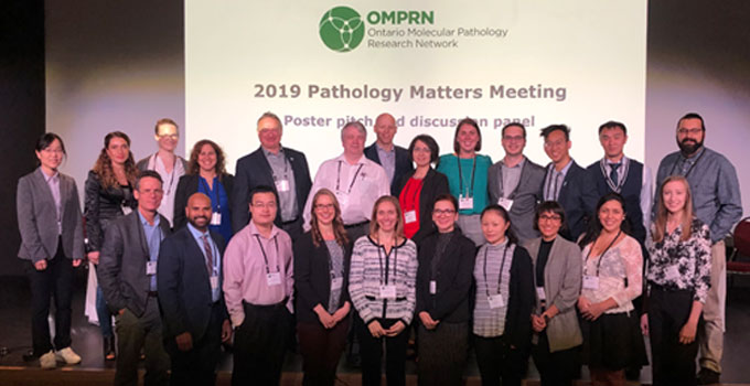 Winning presentation points to more personalized medicine at OMPRN Pathology Matters meeting