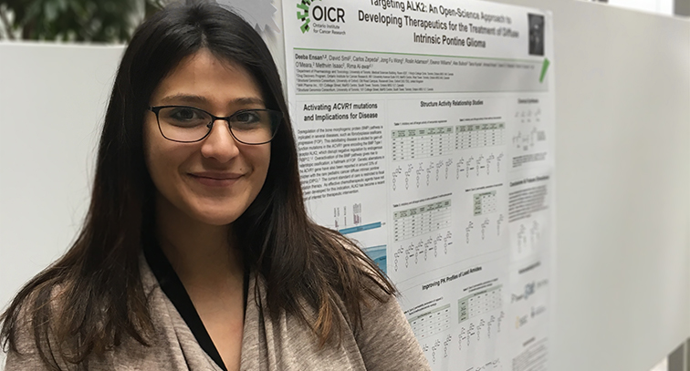 Inside OICR's Drug Discovery Lab: A graduate student's unique collaborative experience