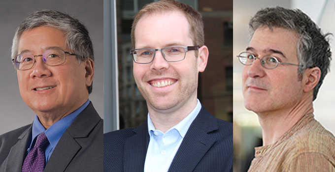 Three OICR researchers named to this year's Highly Cited Researchers list
