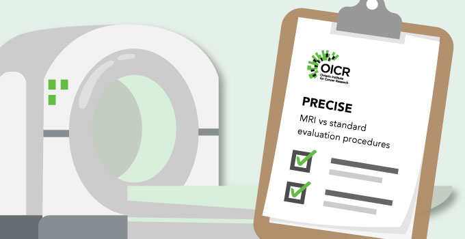 OICR-supported clinical trial leads to practice-changing results for men with prostate cancer