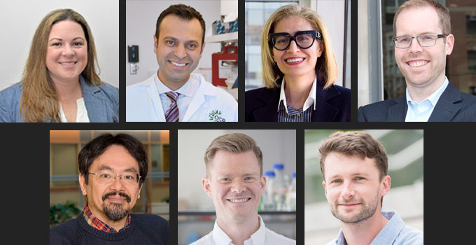 OICR-affiliated researchers awarded $6.6 million in funding from CIHR
